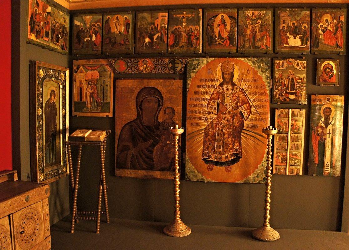 Моленная (Крестовая палата государыни) - Елена Павлова (Смолова)