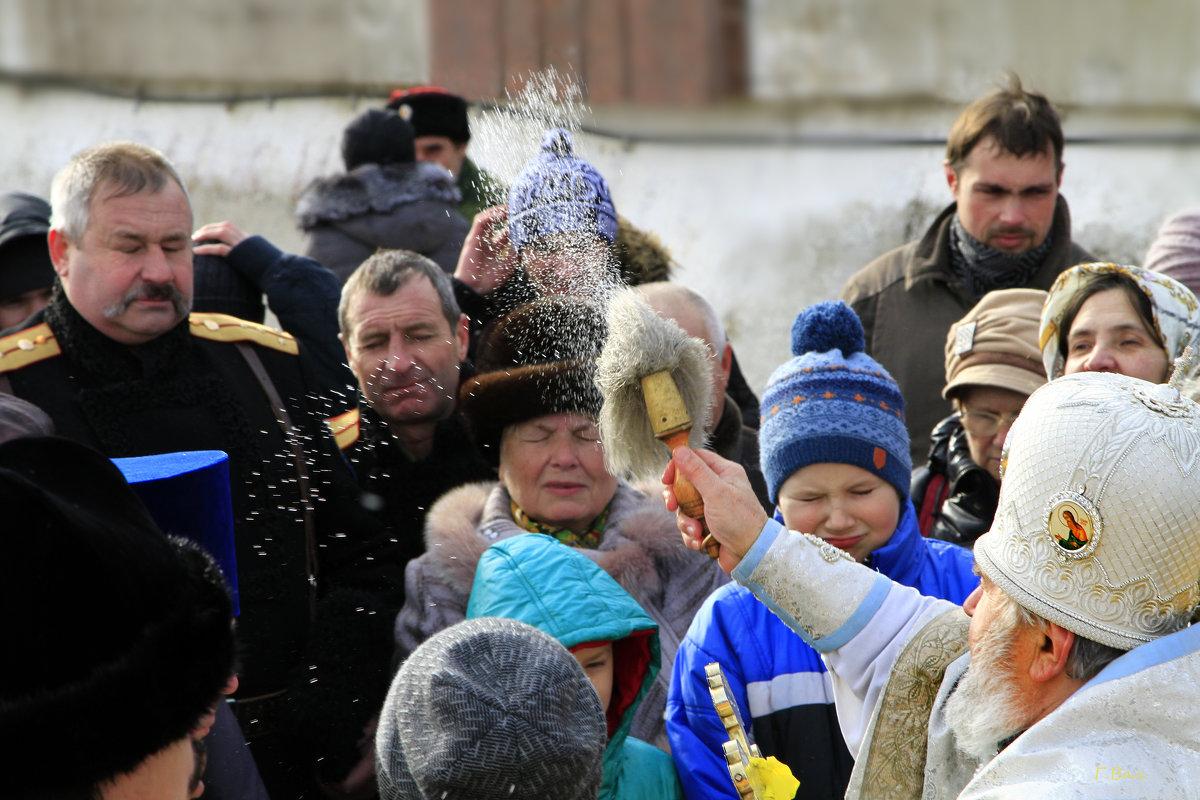 Крещение - Геннадий Валеев