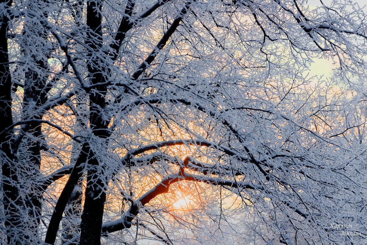 Зима 2016 - Михаил Сергеевич Карузин