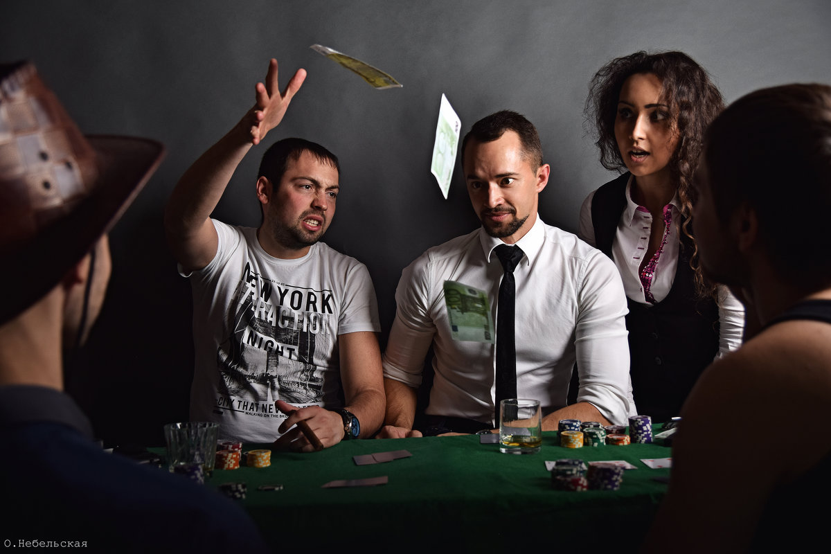 Poker - Ольга Небельская