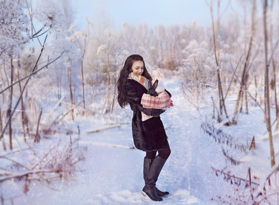 Рождественский кролик - Светлана Никотина