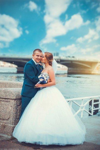 Фотограф на свадьбу - Инга Амбукадзе