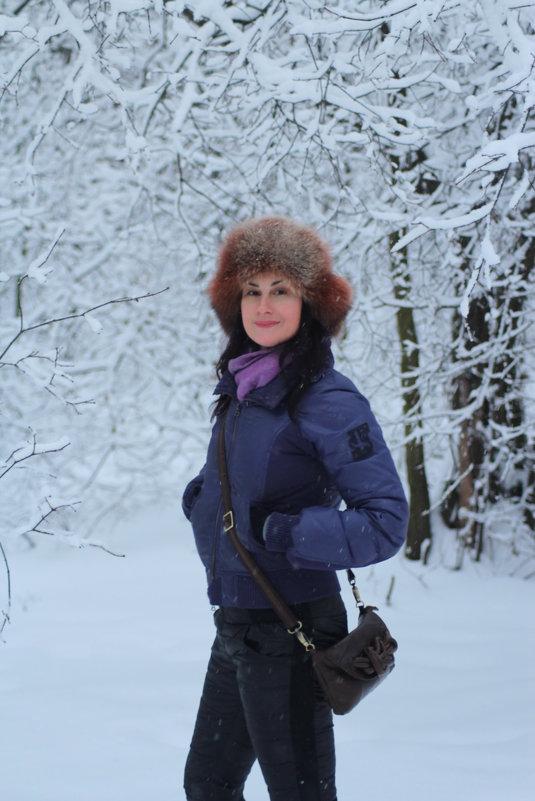 Зима! - Наташа Шамаева