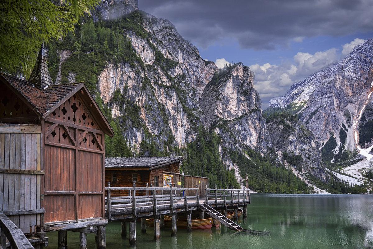 Озеро Брайес. - ALLA Melnik