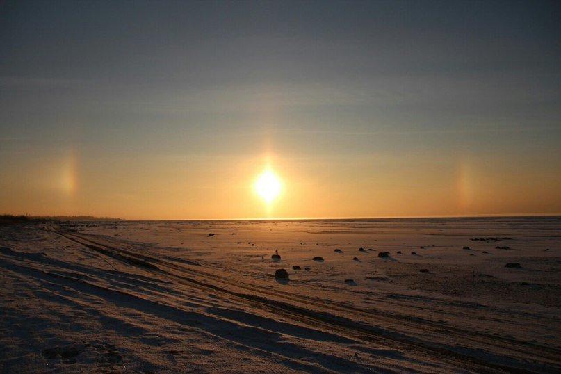 Зимнее озеро - Алексей