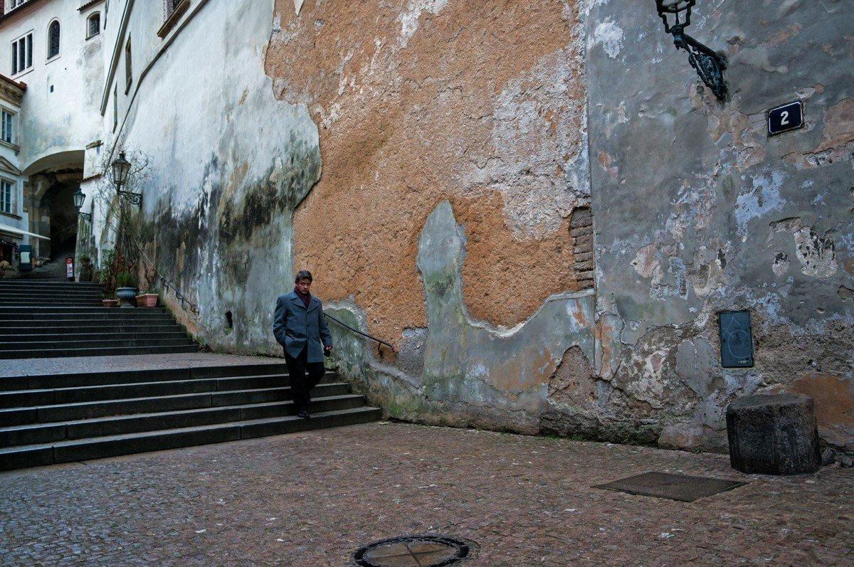 Radnické schody - Eugene *