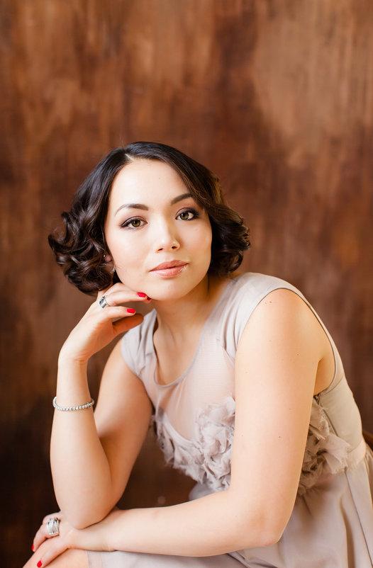 Женский портрет - Юлия Герман