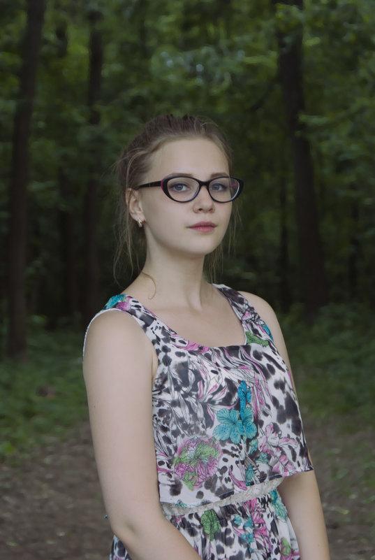 Лето - Оля Фролова