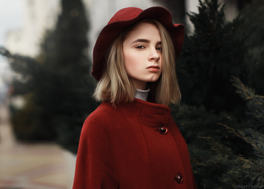 1 - Андрей Орехов