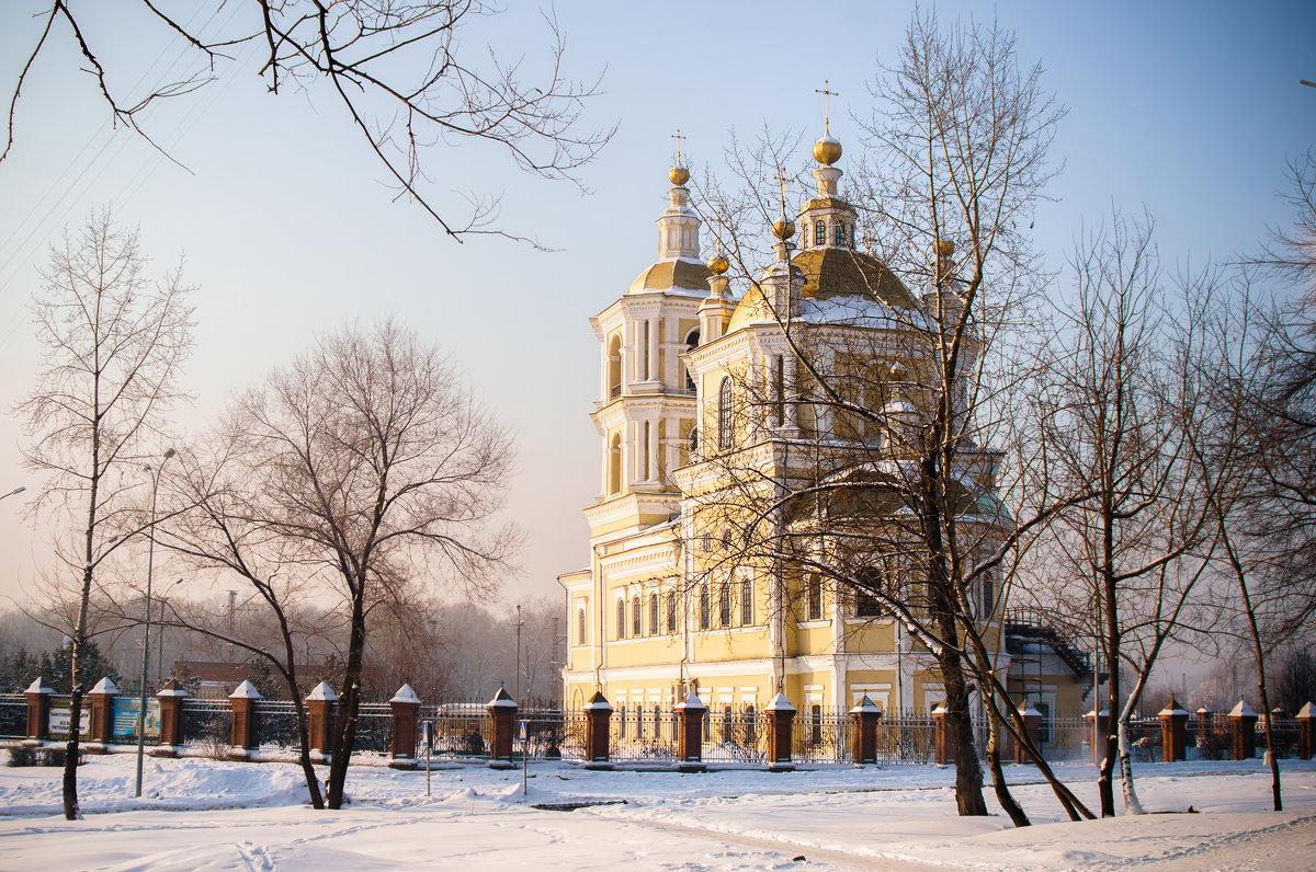Спасо-Преображенский Собор... - Кирилл Богомазов