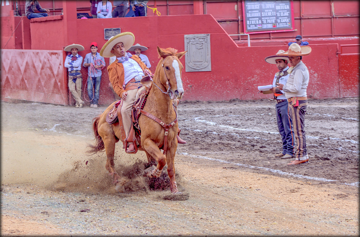 Чареррия, Мексика - Elena Spezia