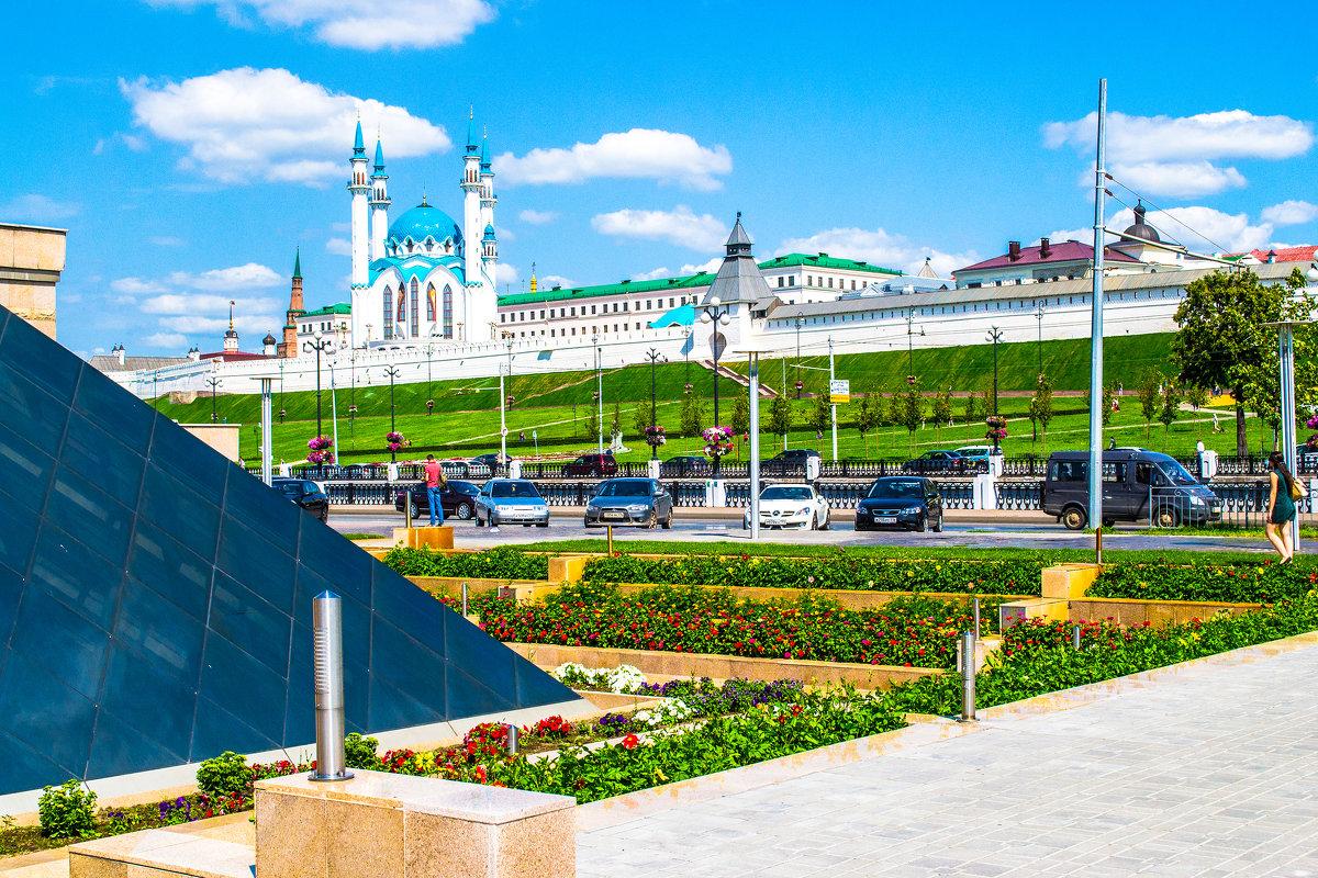 Казанский  кремль - Хафиз Сабиров