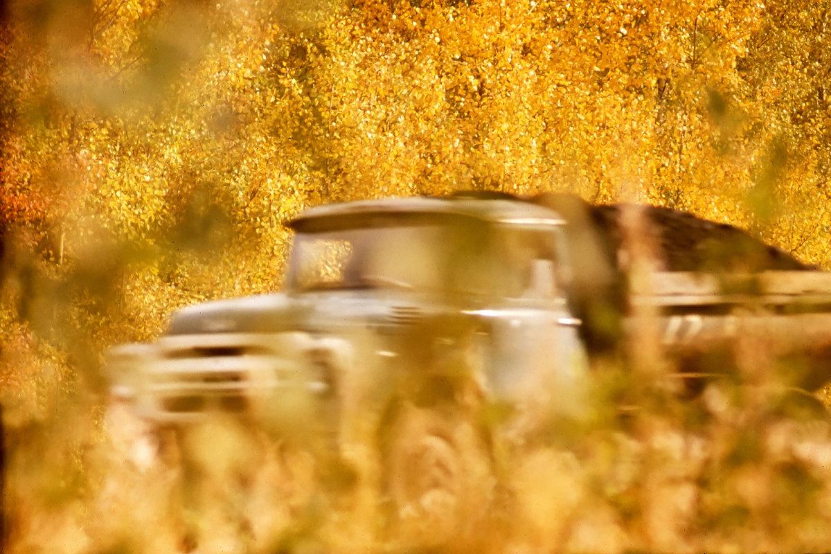 Осенний рейс - Валерий Талашов