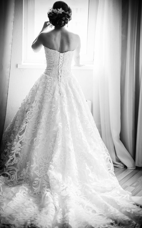 Нежное утро невесты - анна миронова