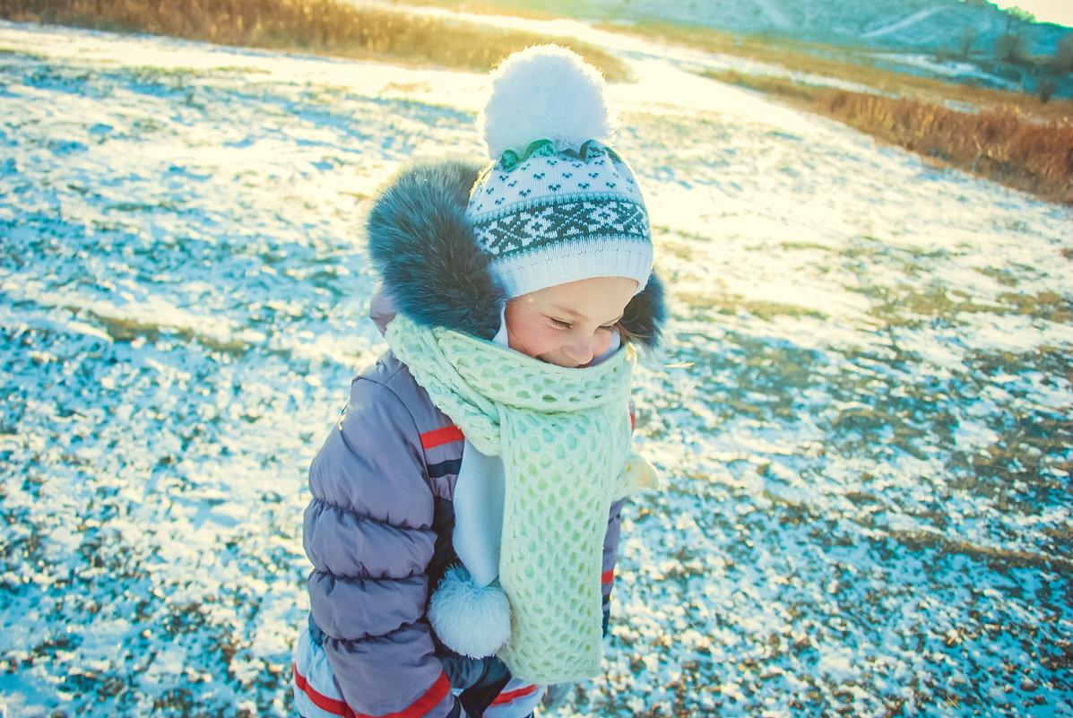 Зимнее солнышко - Ксения Куривчак