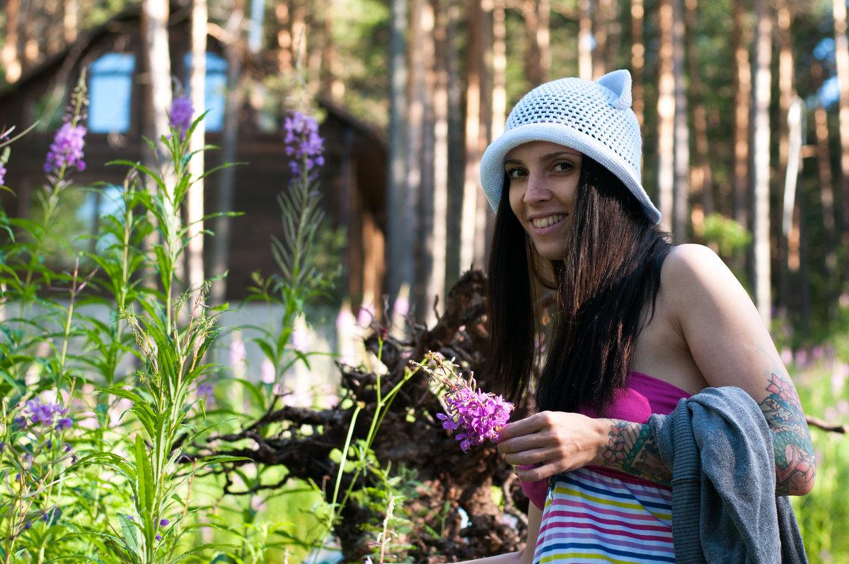 На даче - Мария Сидорова