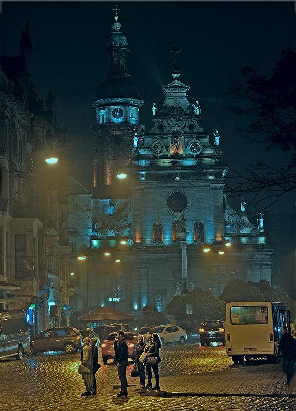 Туманный вечер - john dow