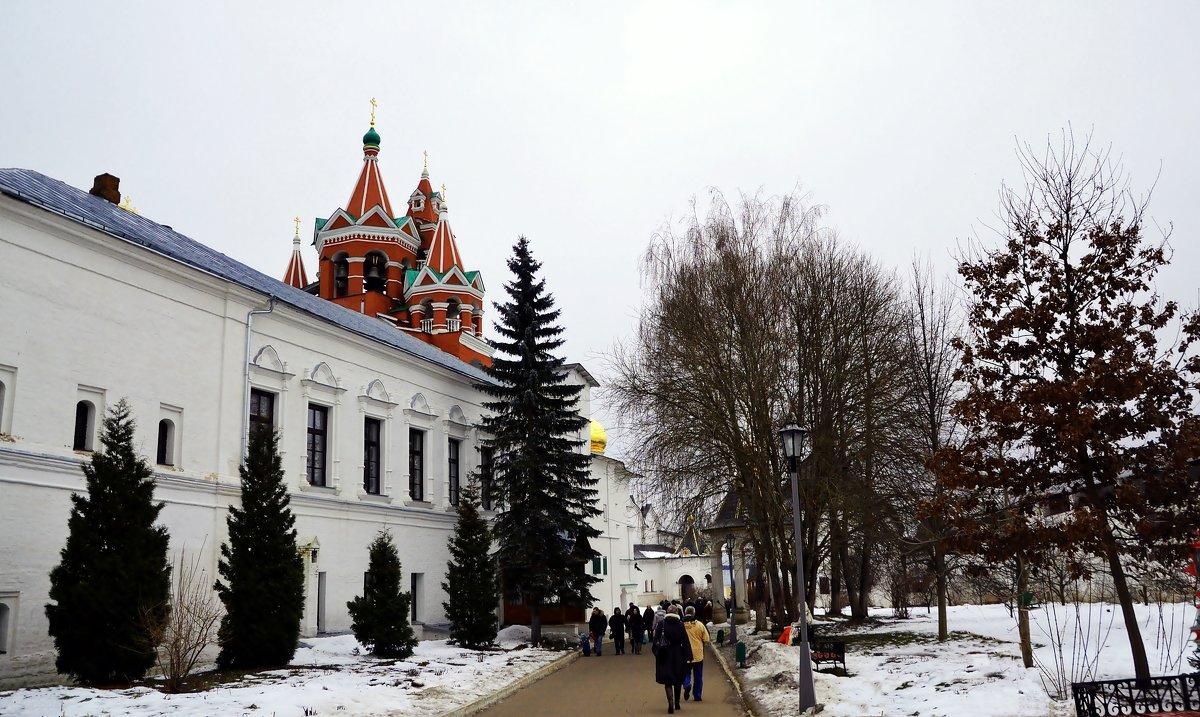 Саввино- Сторожевский монастырь. Звенигород - Владимир Болдырев