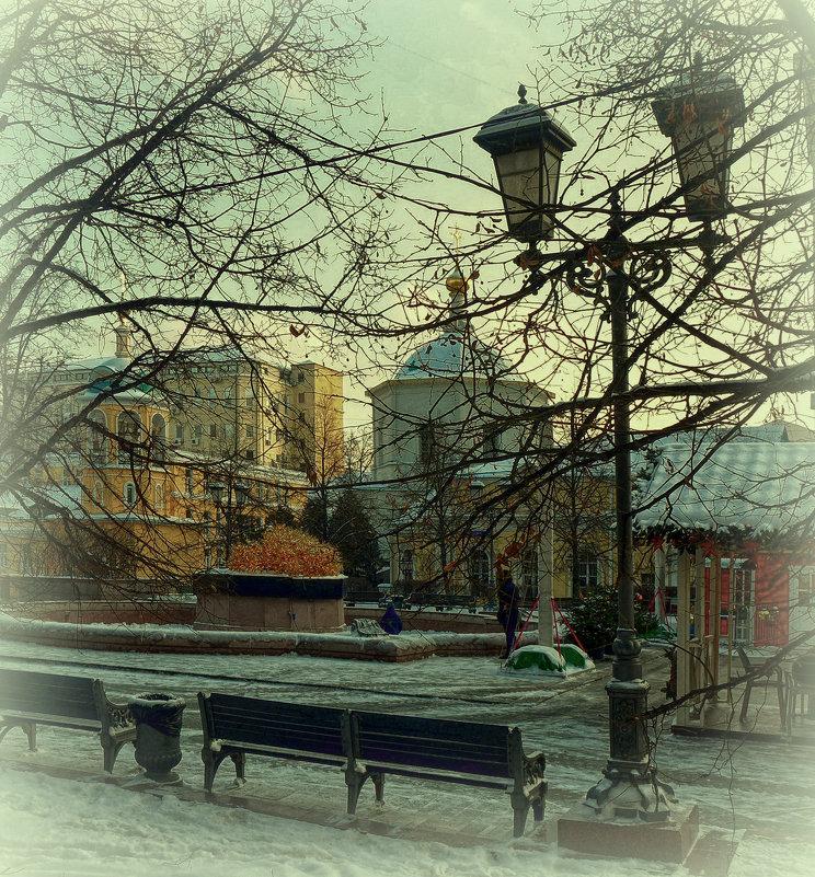 МОСКВА - TATIANA TSARKOVA