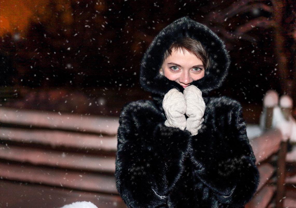 холодно - Евгений Никифоров