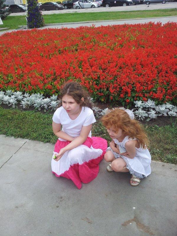 Настя и Маша - Мария Владимирова