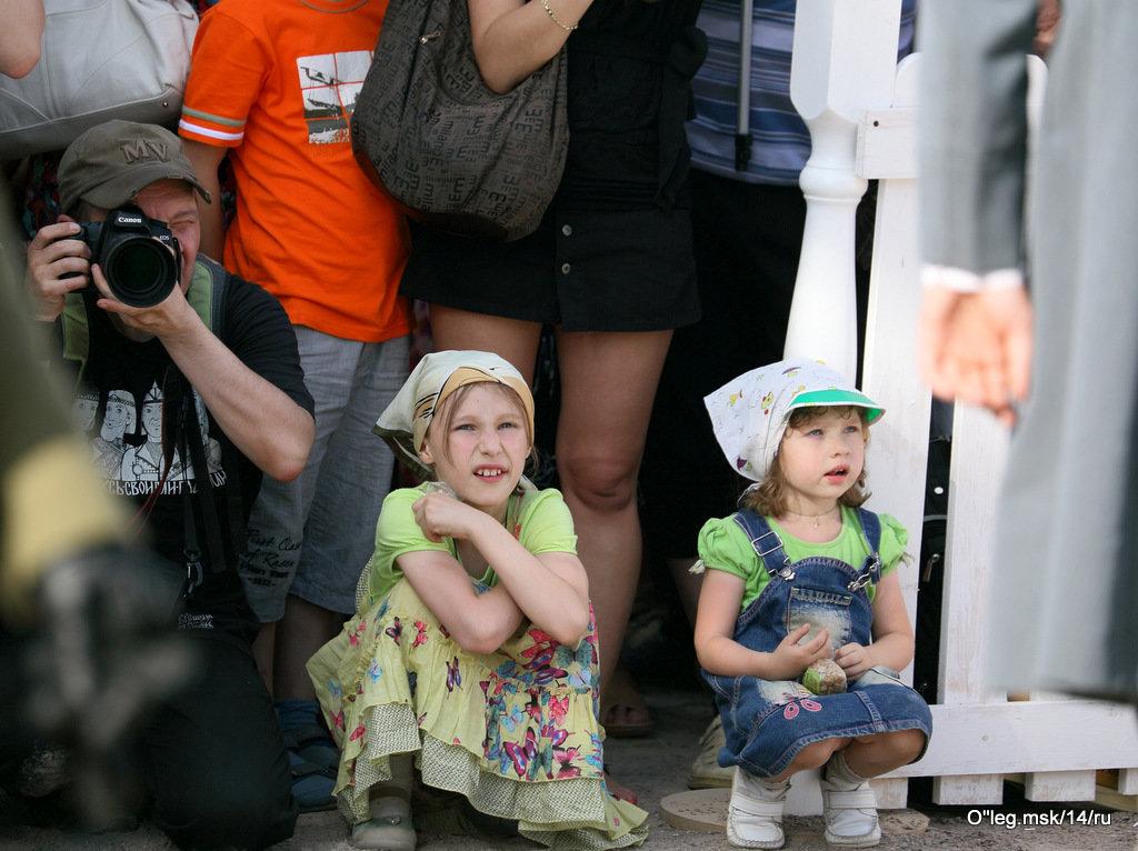 фотограф и дети - Олег Лукьянов