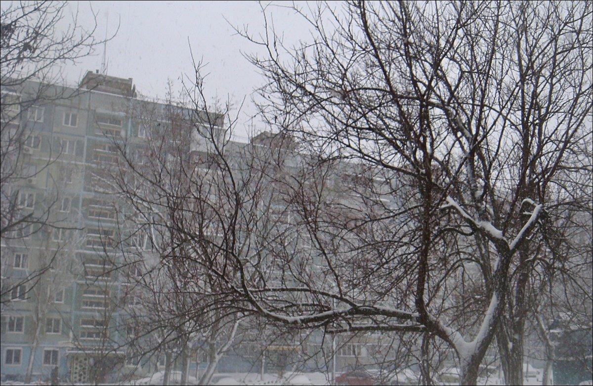 Снег идёт... - Нина Корешкова