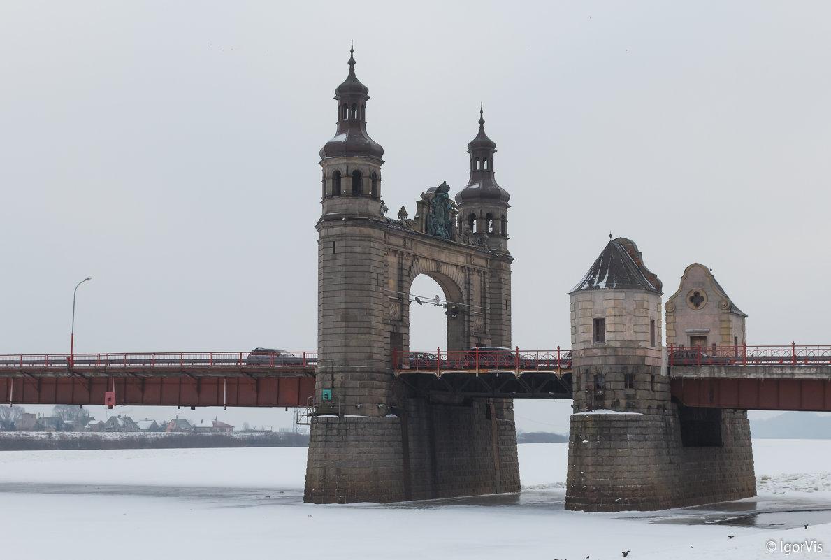 Мост Королевы Луизы - Игорь Вишняков