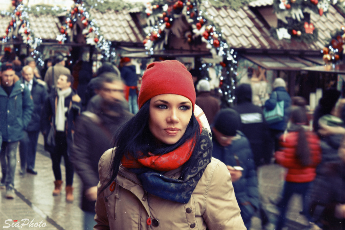 Город - Анастасия SiaPhoto