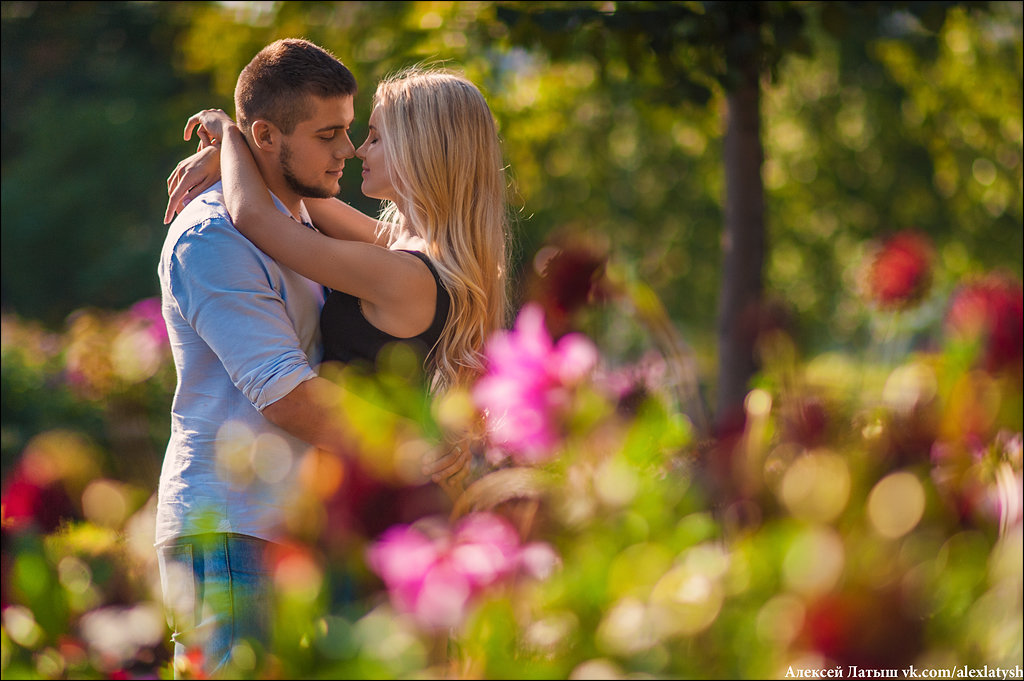 Надя и Женя :) - Алексей Латыш