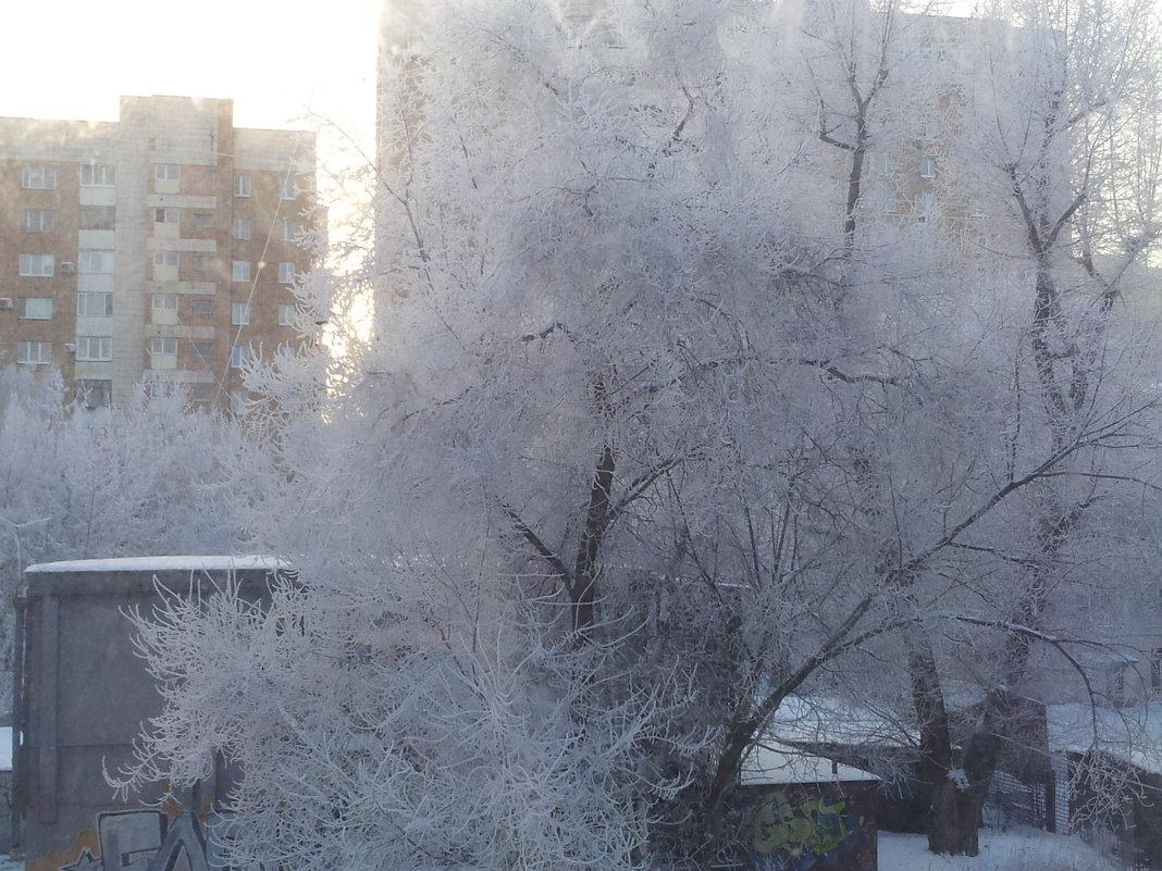 Зима - Мария Владимирова