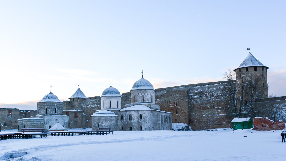 Крепость - Виктор Орехов