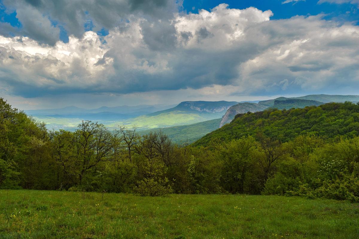 Вид с Лысой горы - Zinaida Belaniuk
