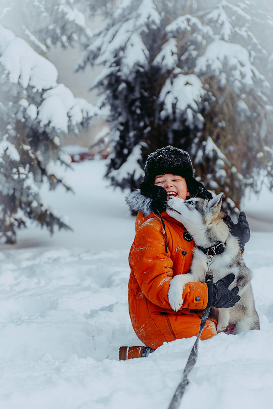 Он необыкновенно красивый и игривый!!! - Ольга Шульгина