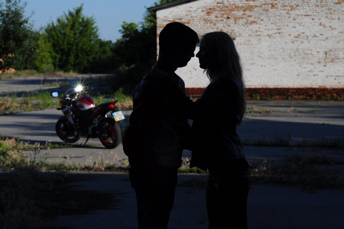 Love Story moto - Igor Fursov