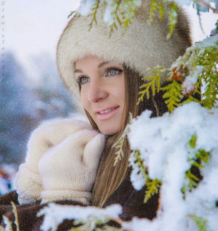 зима - Станислава Боо