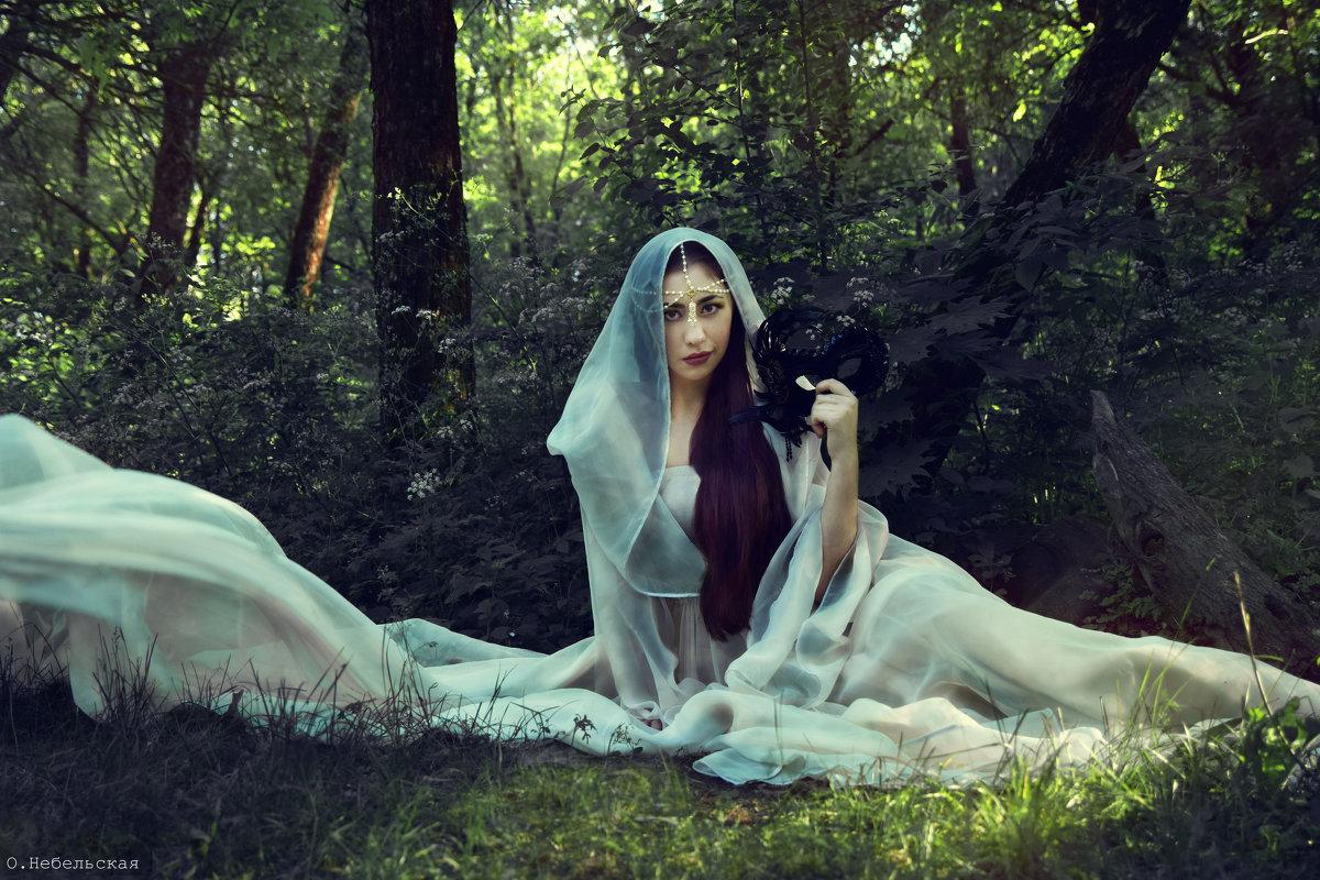Сказочный лес - Ольга Небельская
