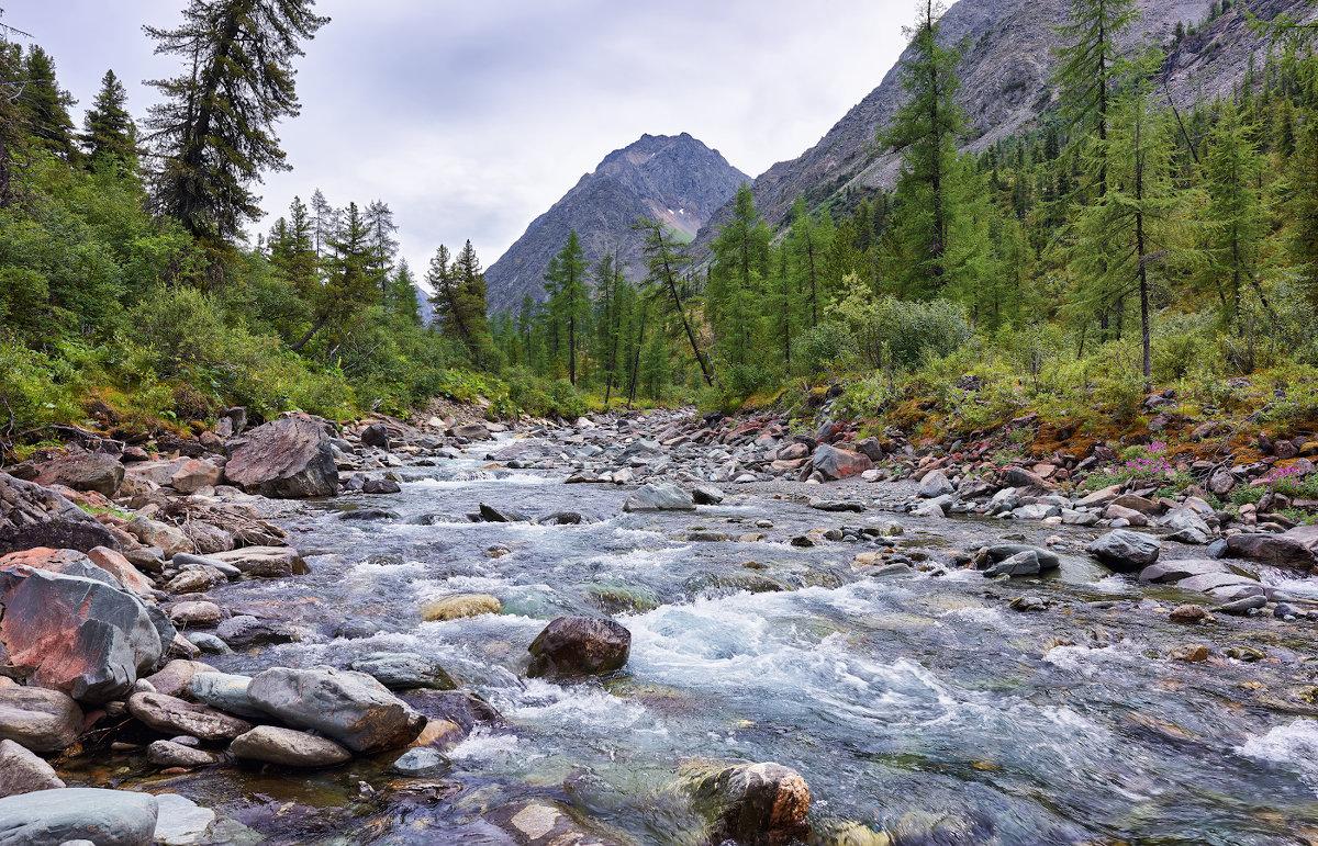 Горная река - Виктор Никитин