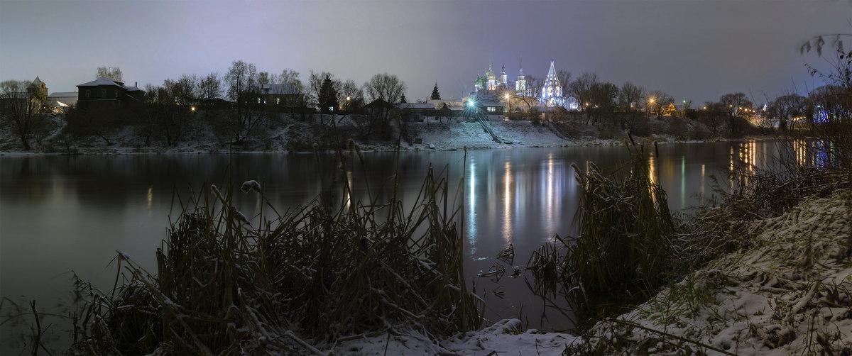 Москва (река) - Mikhail .
