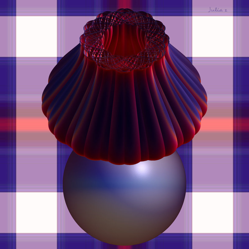***Настольная лампа*** - Юлия Z