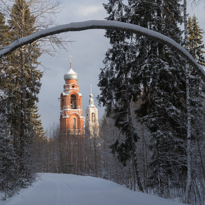 Дорога к Храму - Светлана