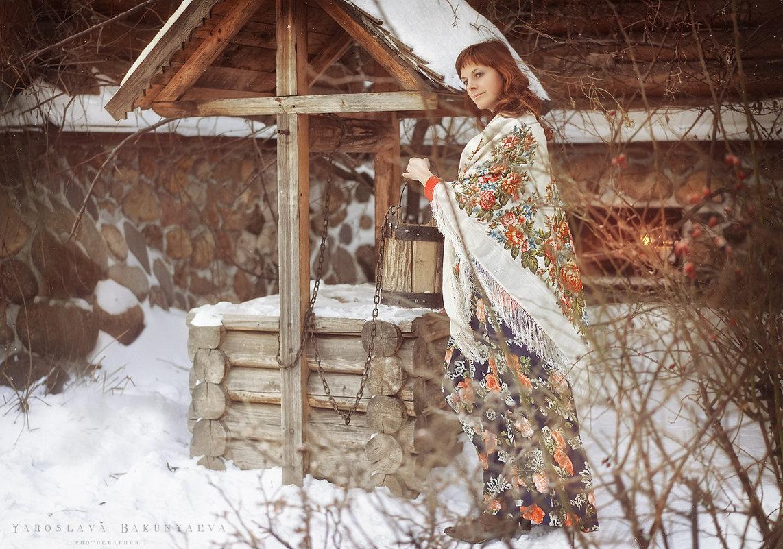 Елена - Ярослава Бакуняева