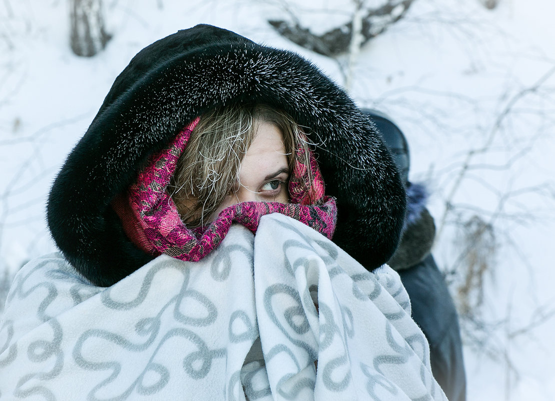 Тепло, батюшка, тепло... (Продолжение комментария предыдущей фотографии) - Александр Рейтер