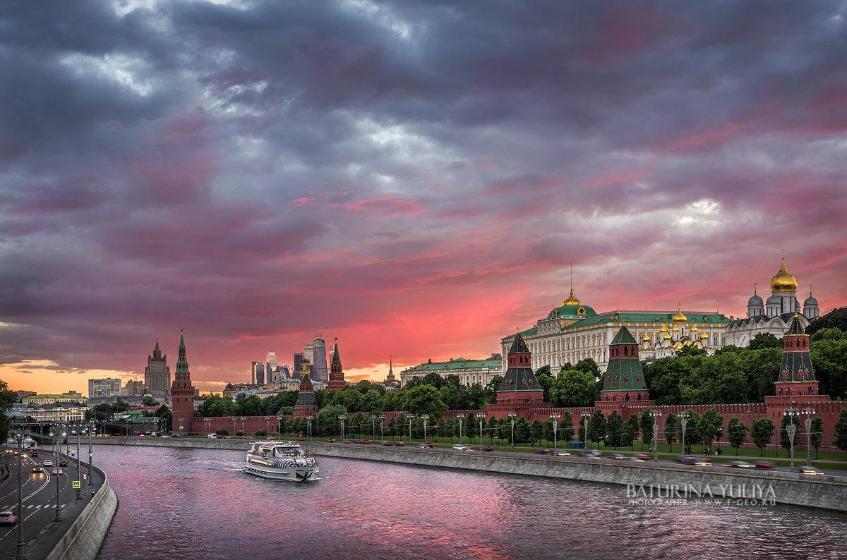 Фантастический вечер - Юлия Батурина