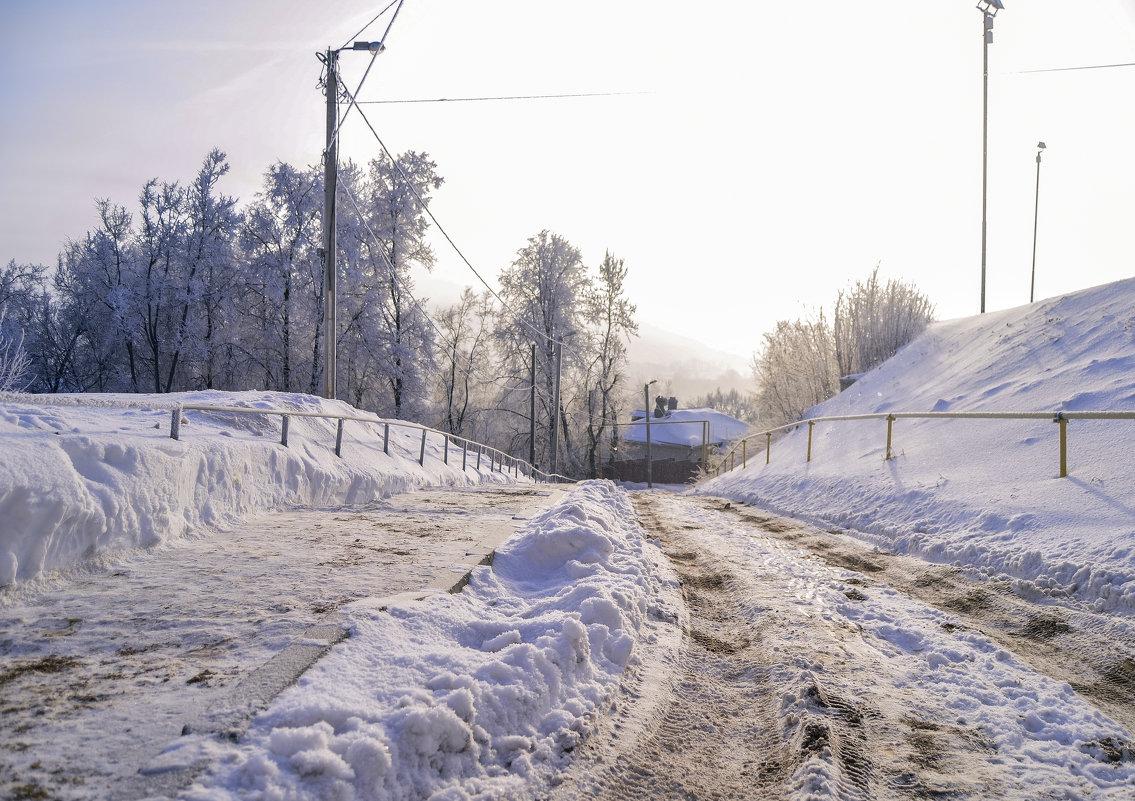 Зимнее утро - Дарья Киселева