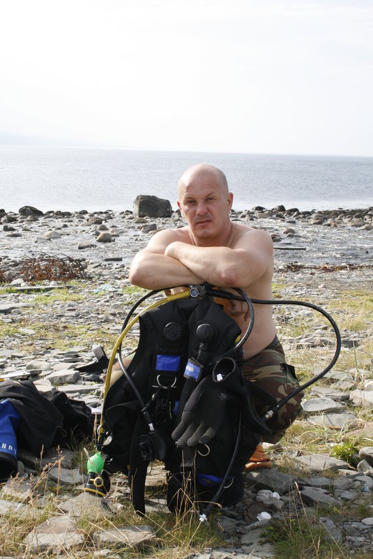 Баренцево море - Андрей