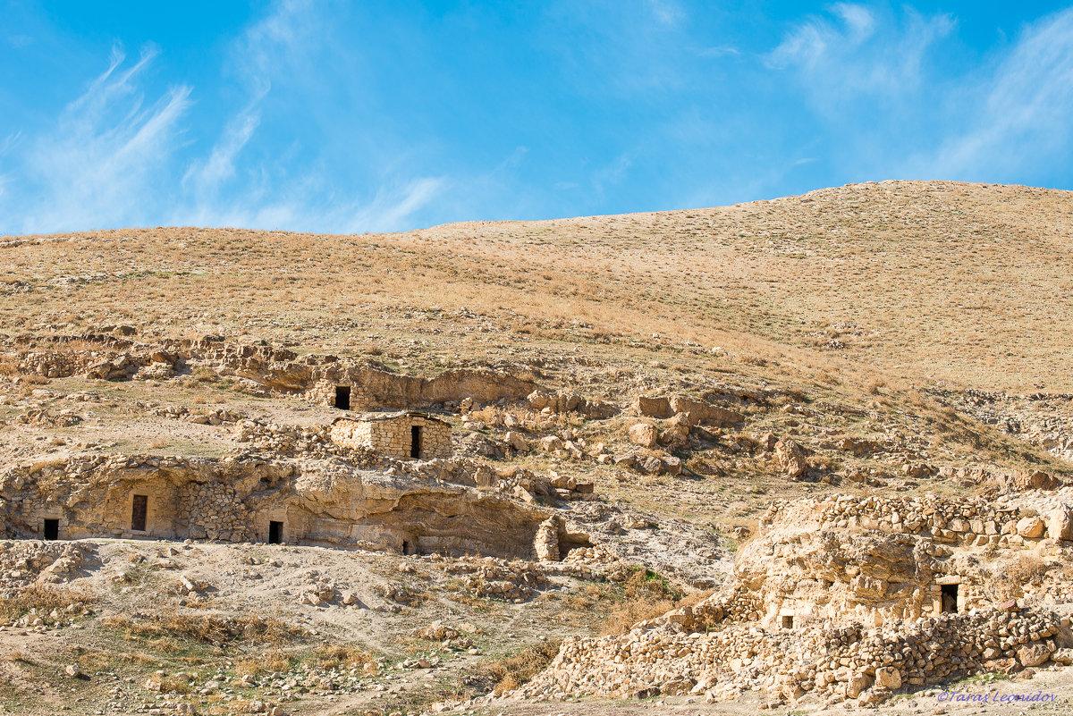 В окрестностях монастыря - Тарас Леонидов