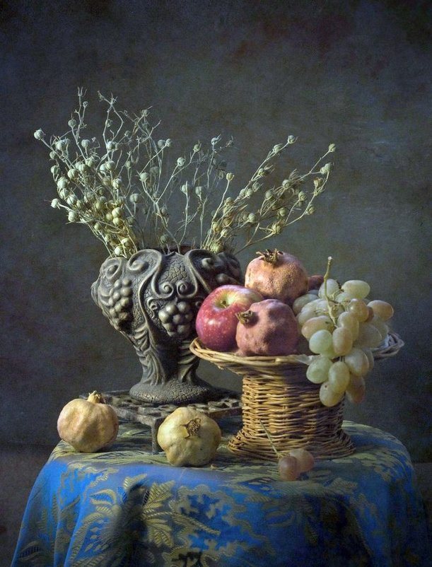 fruit basket - alexandr lin