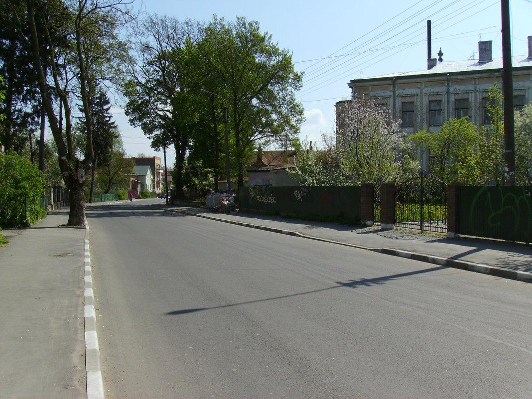 В  Дрогобыче - Андрей  Васильевич Коляскин