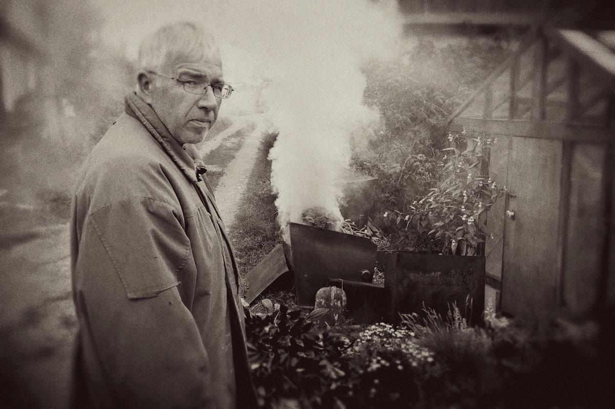Портрет неизвестного мужчины - Maksim Dubinsky